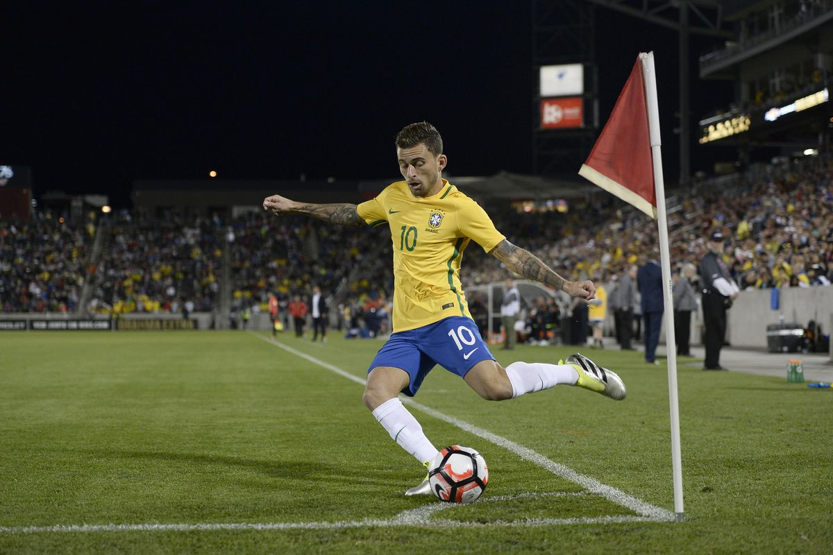 Soccer: International Friendly Men's Soccer-Brazil at Panama