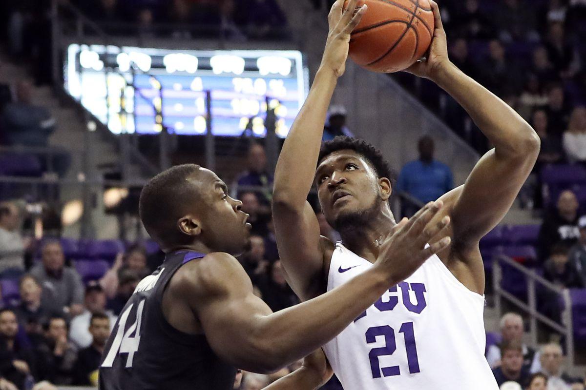 NCAA Basketball: Kansas State at Texas Christian