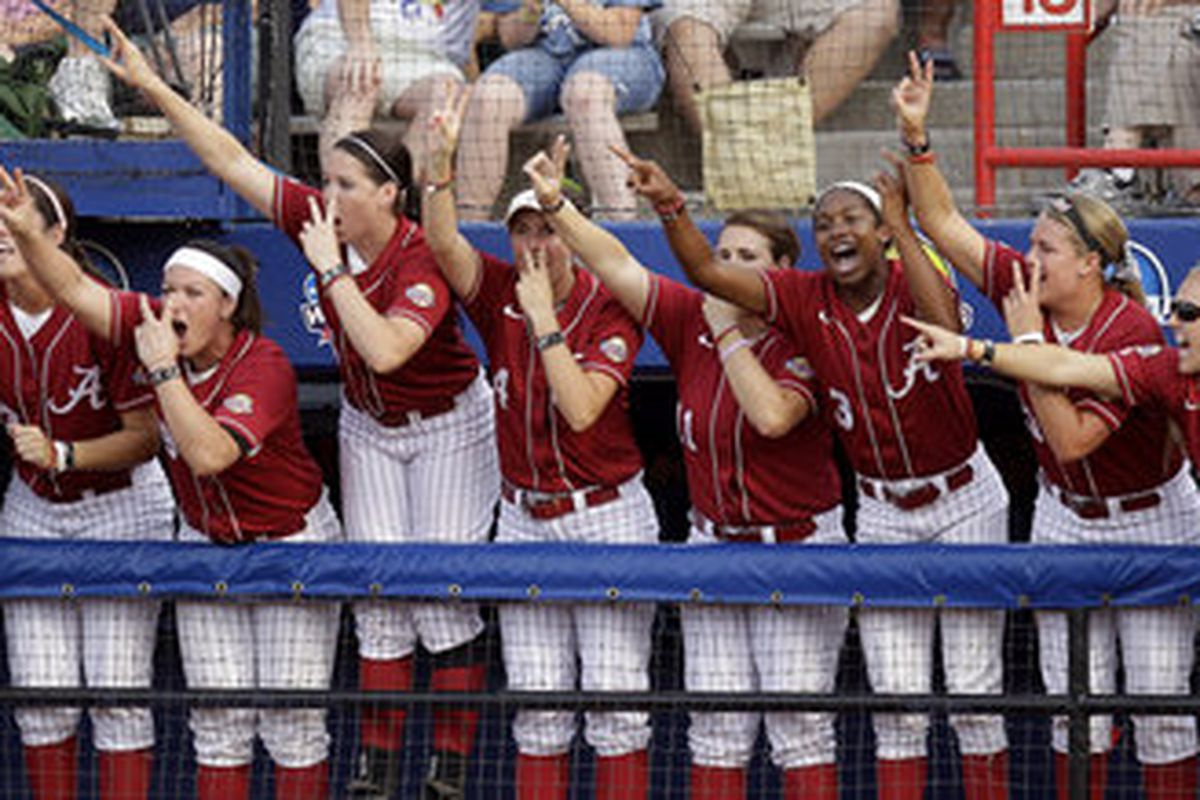 Alabama's softball team is poised to make a deep run in the NCAA Tournament this year. Will the Crimson Tide be able to repeat the success they acheived in 2012?