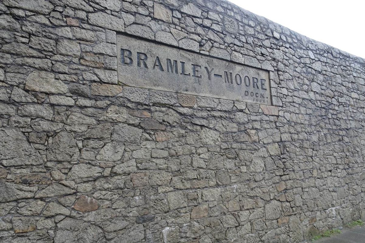 Everton lease land at Bramley Moore Dock for proposed new stadium