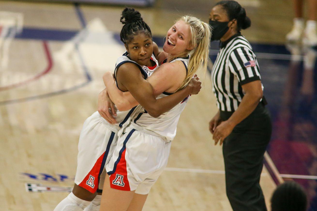 COLLEGE BASKETBALL: DEC 06 Women's - USC at Arizona