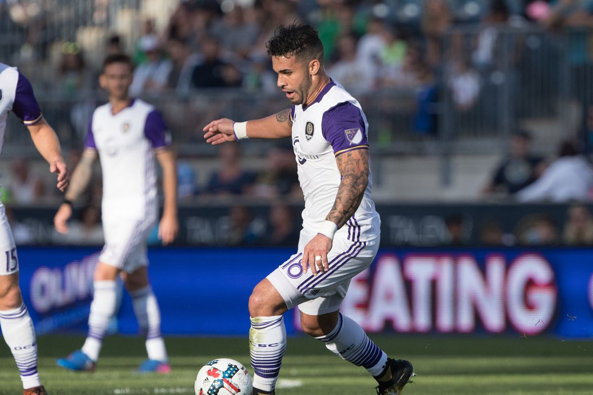 huge discount 0f7ef 4e2c0 Orlando City Shirt Number Changes for 2018 Revealed - The ...