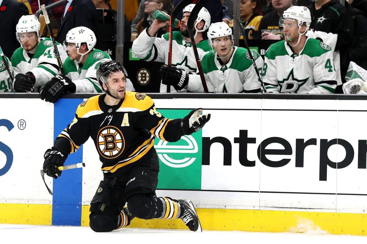 sale retailer c1b63 cb3f0 Boston Bruins Return to Tyler Seguin - Defending Big D