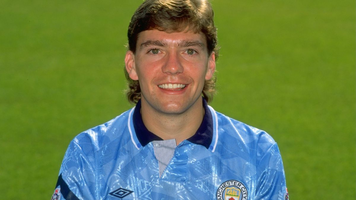 Mark Brennan of Manchester City