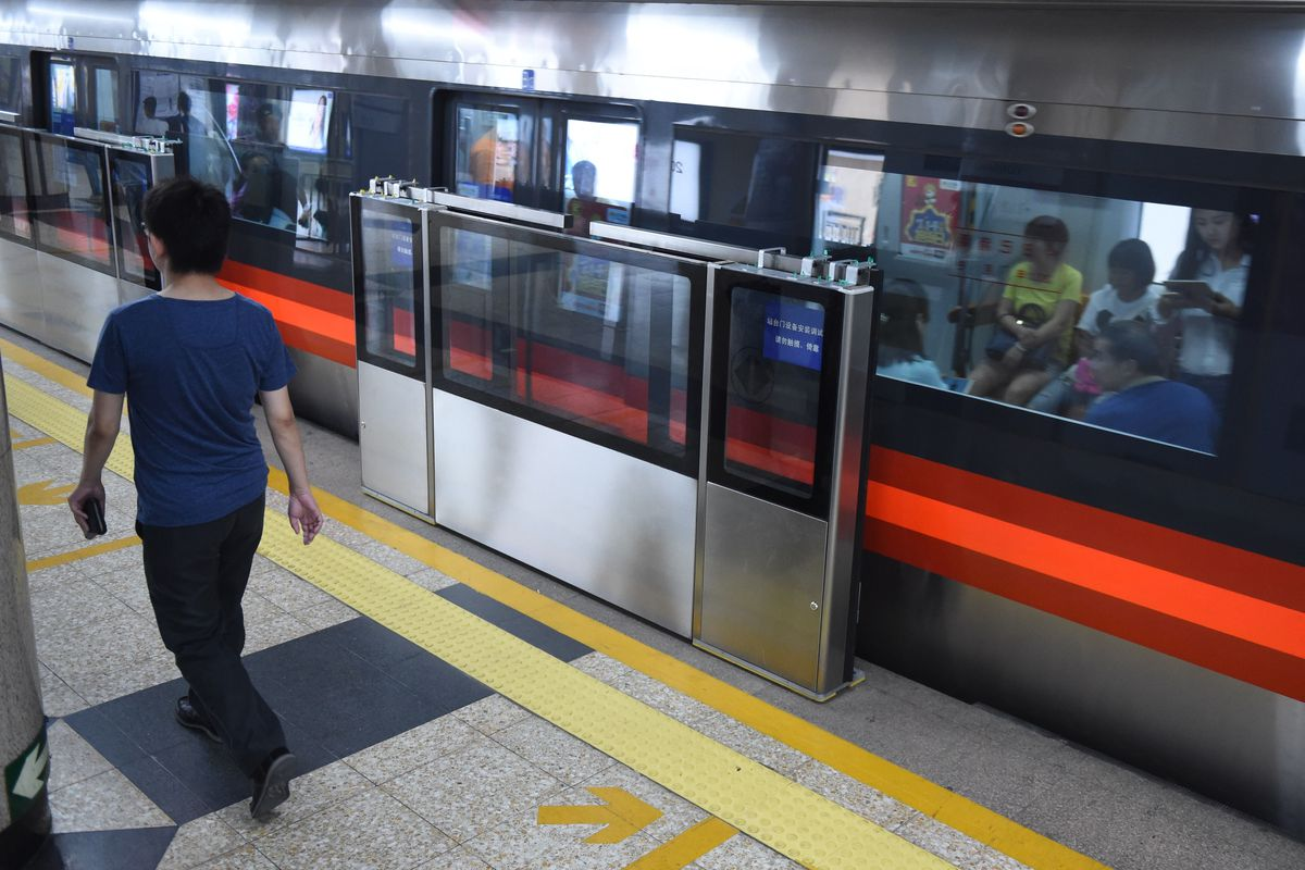 Boston subway platform barriers under consideration, MBTA
