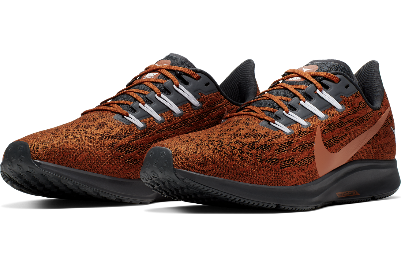 Nike drops the new Pegasus 36 Texasshoe collection