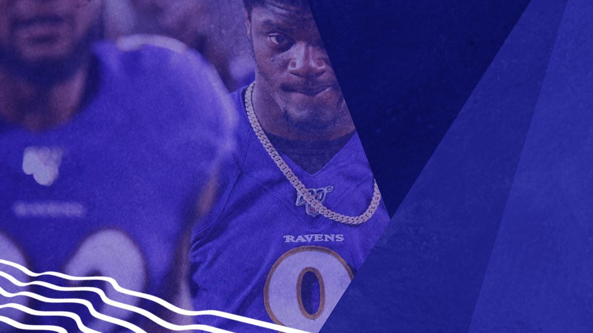 12 x 18 Baltimore Ravens Parking Sign
