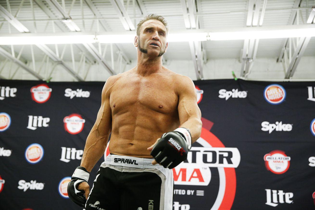 Ken Shamrock will fight in the Bellator 138 event Friday night.