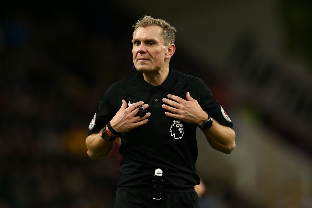 Graham Scott To Referee His First Ever Everton Game