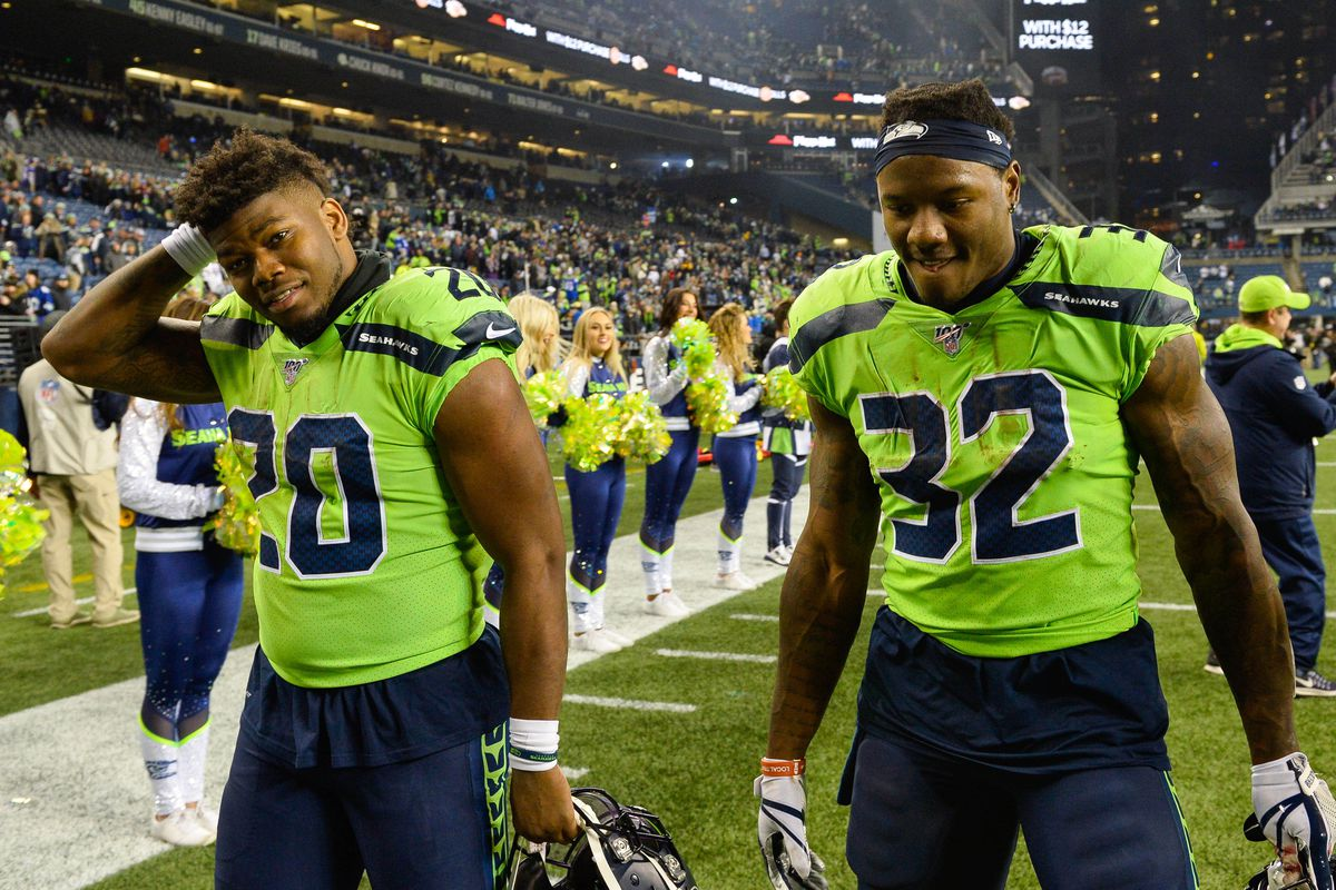 Here's who may or may not return to the Seattle Seahawks in 2020