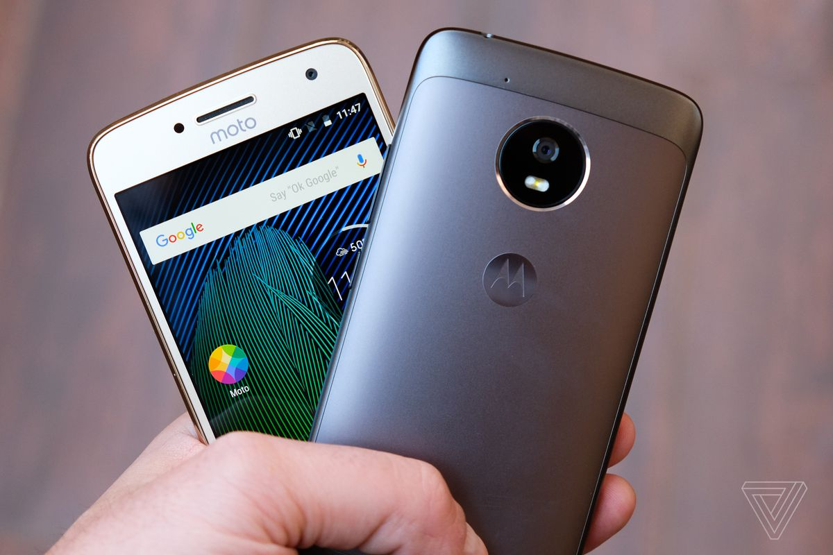 The Moto G5 and G5 Plus have metal designs and very