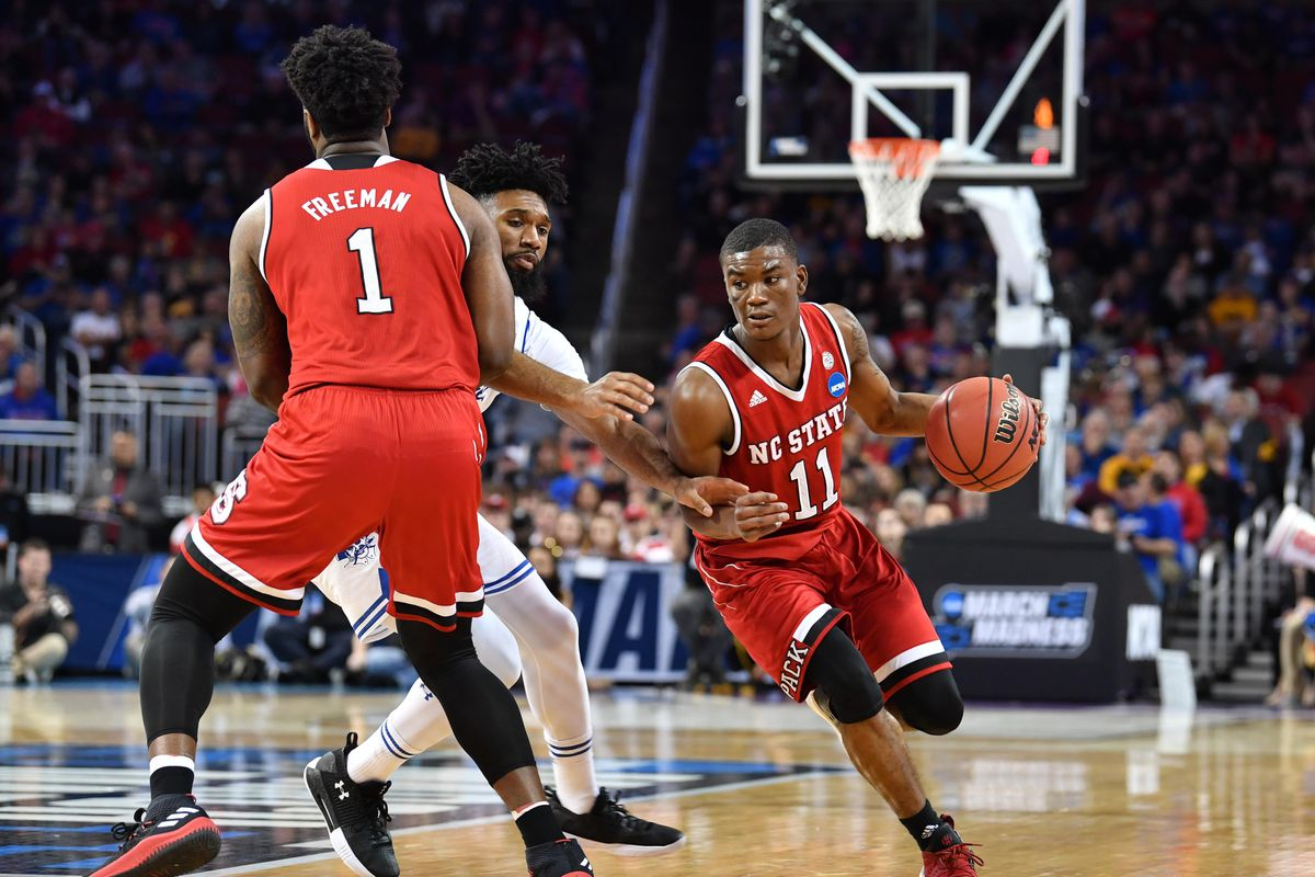 nc state basketball plays ecu in closed preseason scrimmage