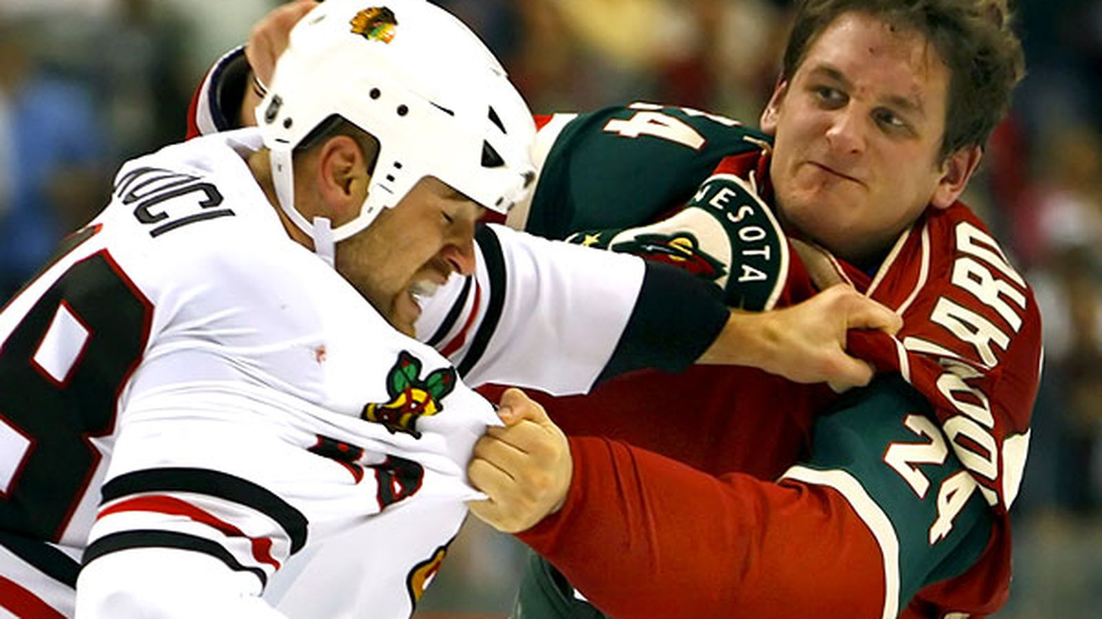 how to get in a fight in nhl 16