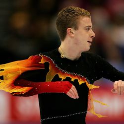 Timothy Goebel, USA, figure skating