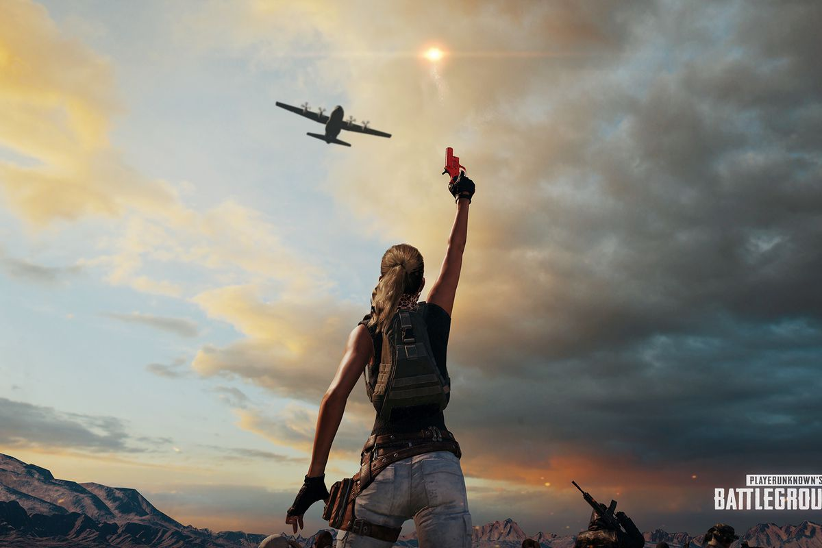 Pubg Announces Flare Gun For Event Mode: PUBG's Metal Rain Event Mode Is Back