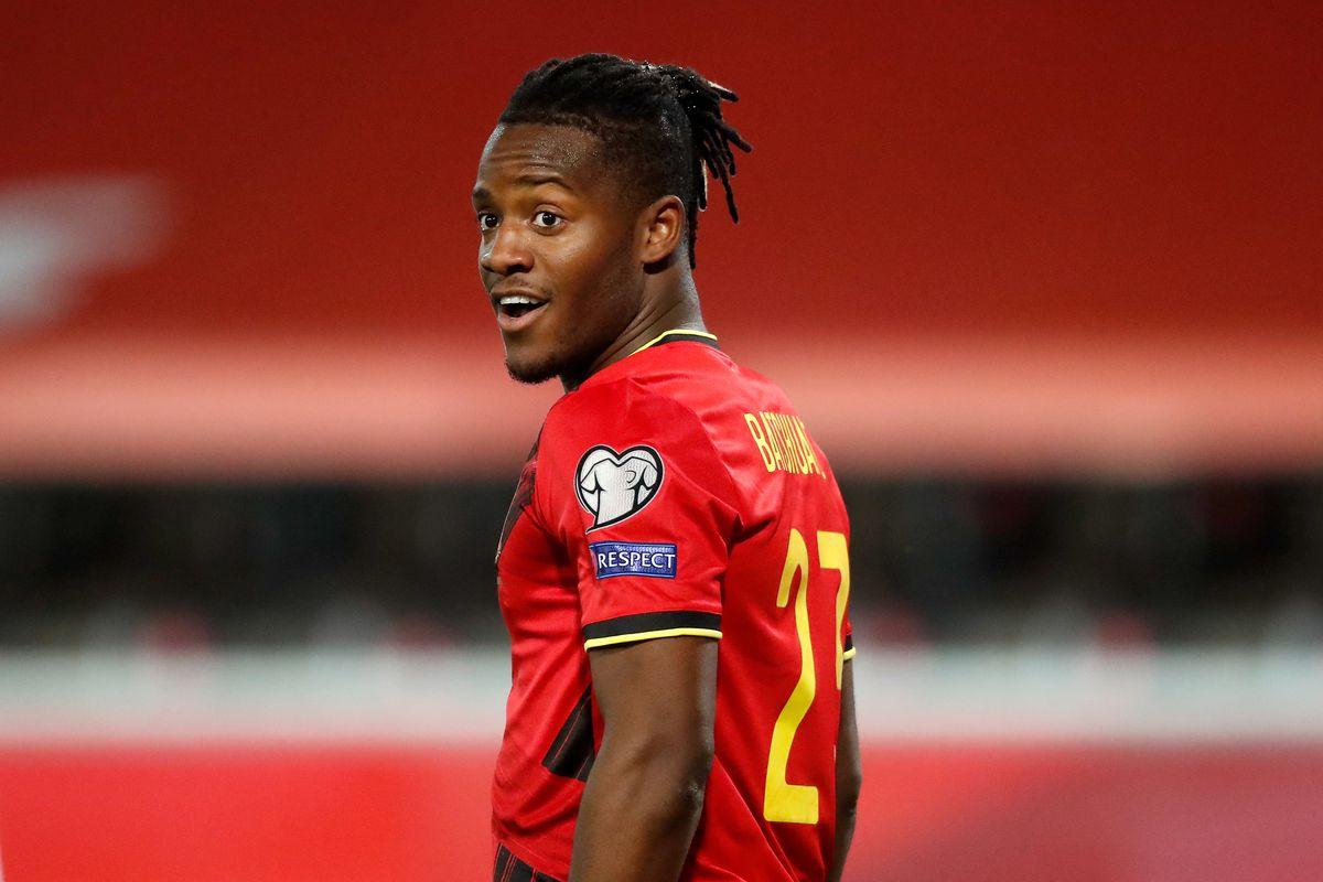 Belgium v Belarus -World Cup Qualifier