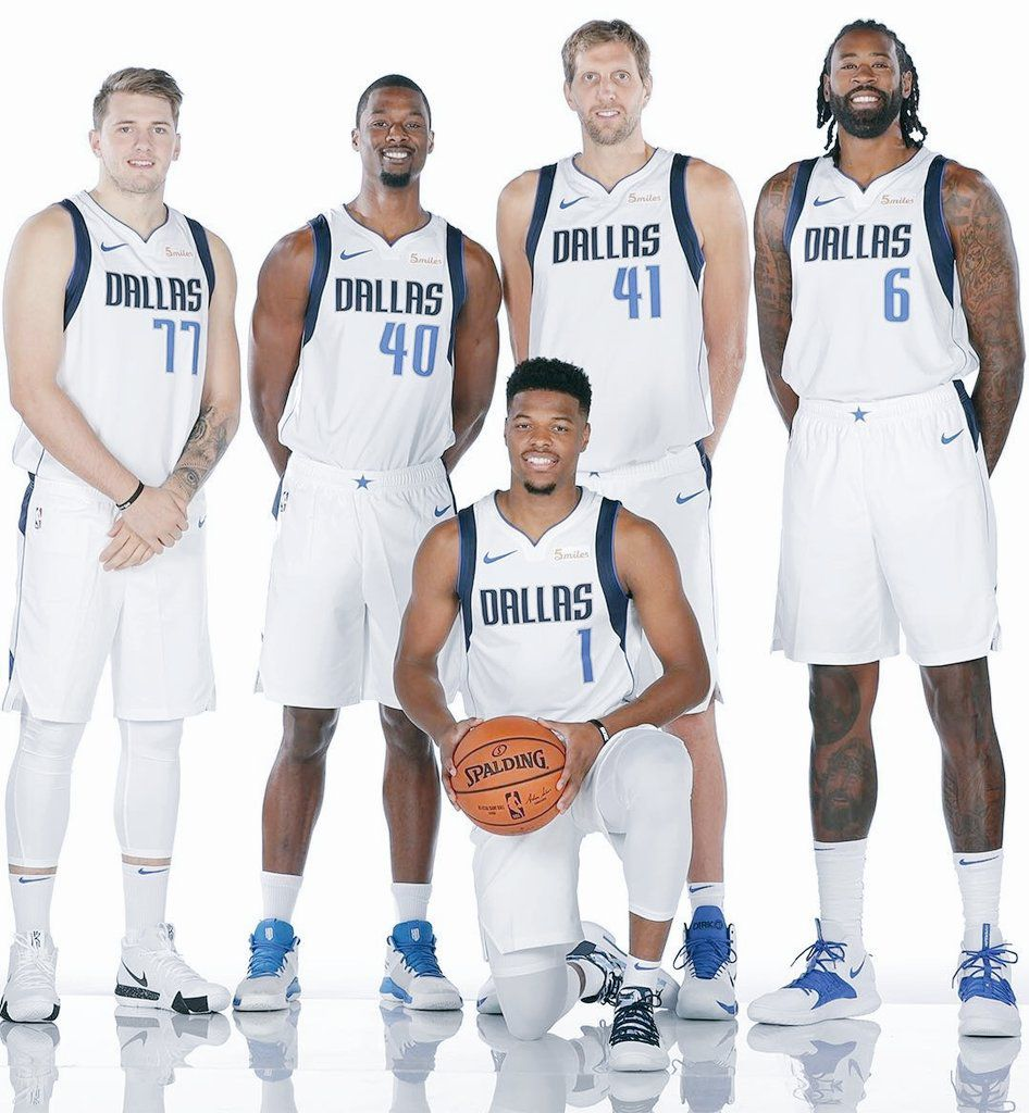 No one can agree on how tall the Mavericks' Luka Doncic is