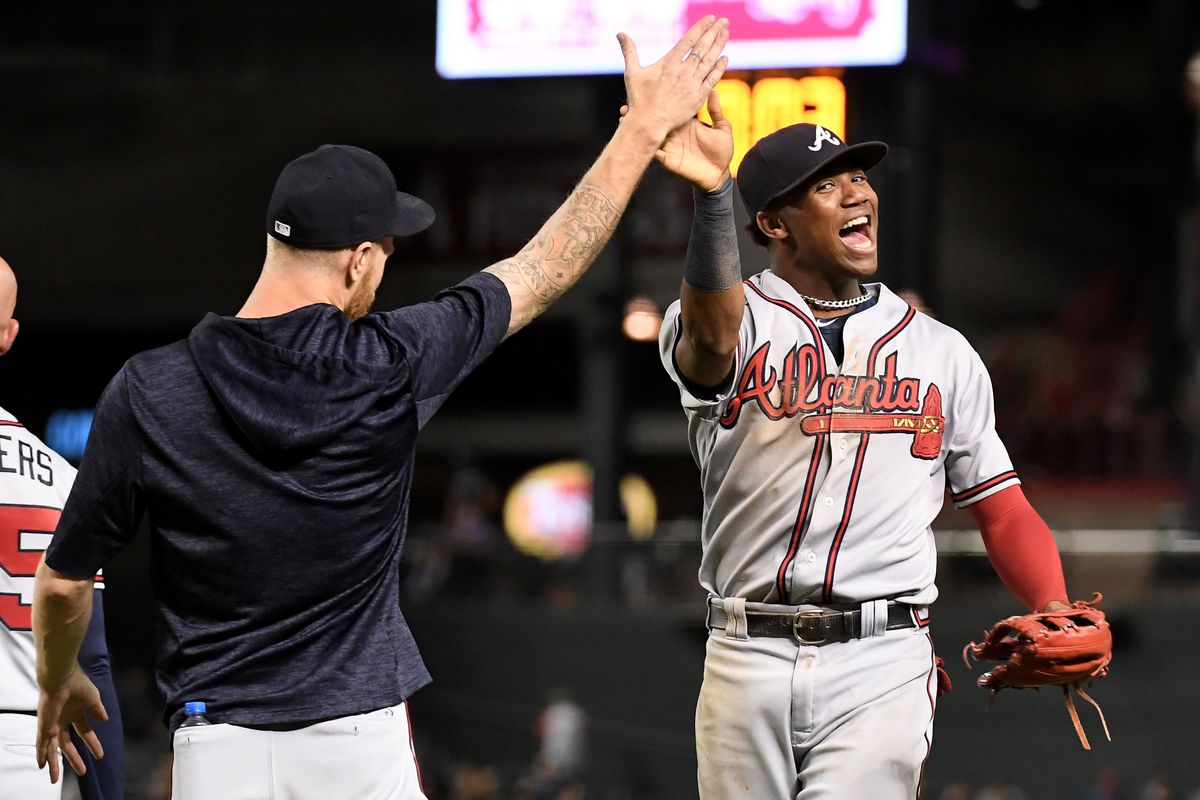 Ronald Acuna Jr. to participate in All-Star exhibition in ...