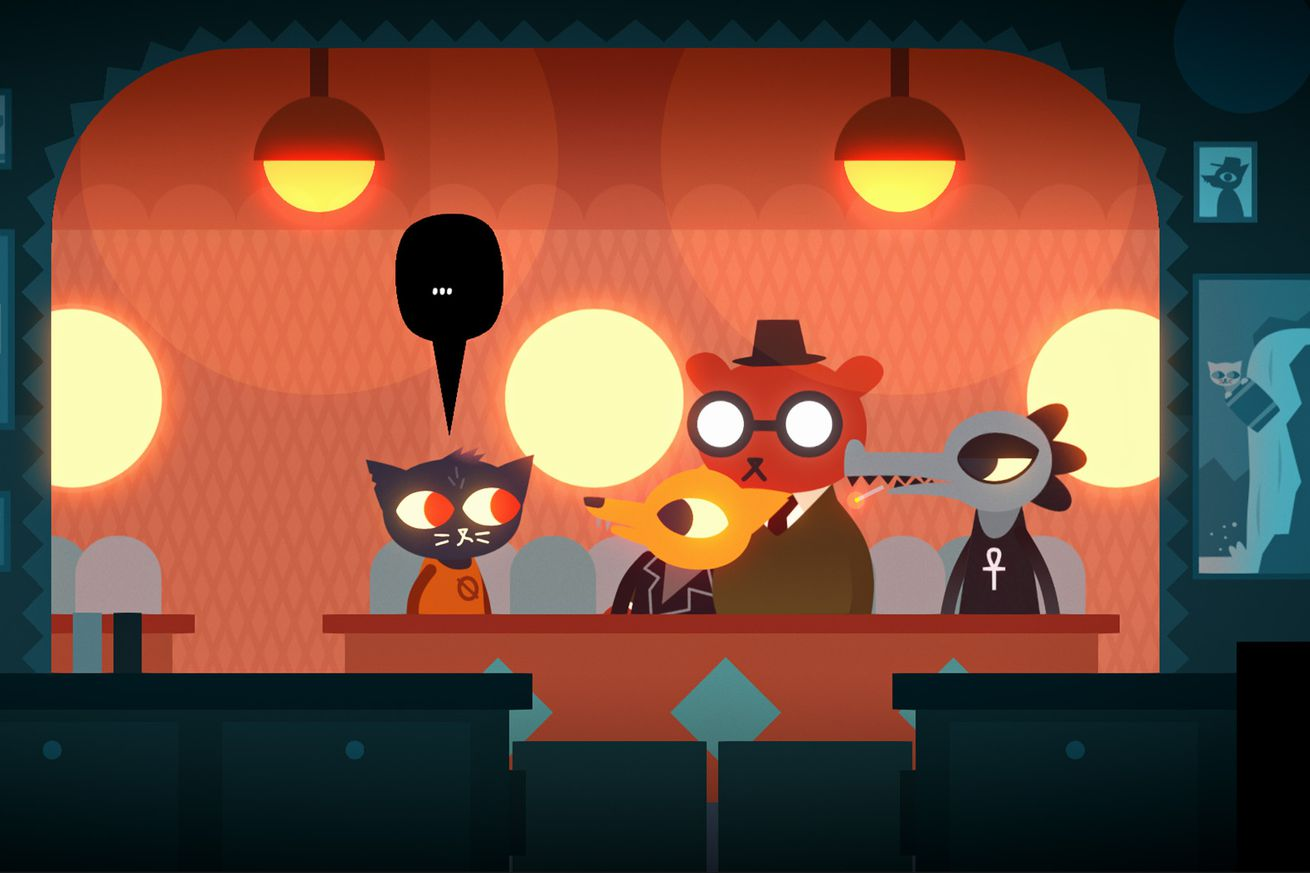night in the woods isn t about growing up but becoming an adult