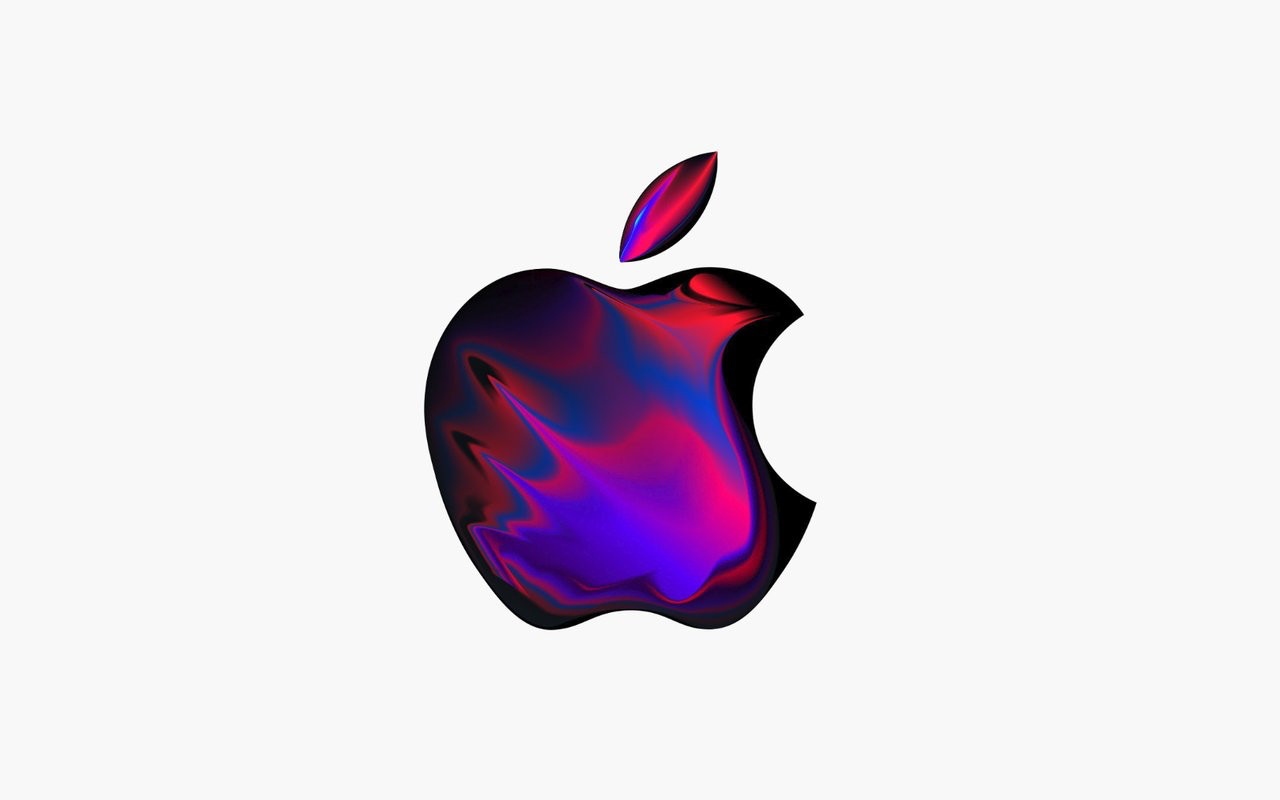 Check Out These Custom Logos Apple Made For Its October 30th Event