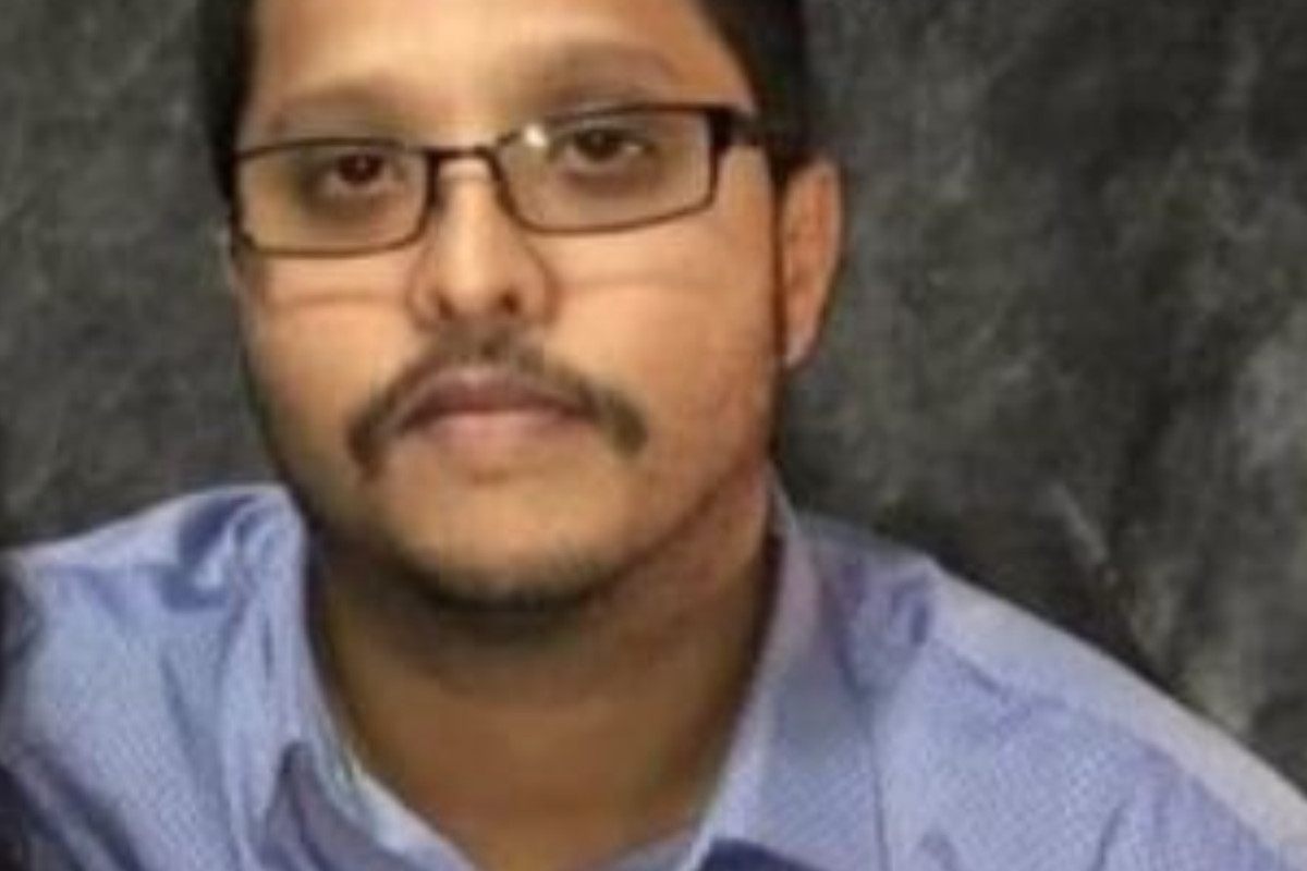 Jijo George died after being crushed by airplane equipment Dec. 13 at O'Hare International Airport.