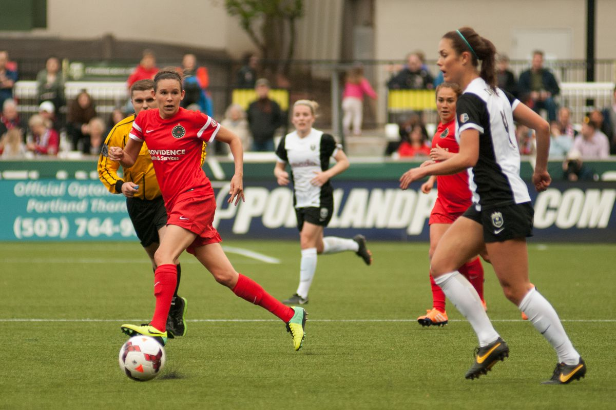 Defender Emily Menges has worn the captains armband in recent matches and will lead a struggling defense against Portland Thorns FC's Cascadia rivals.