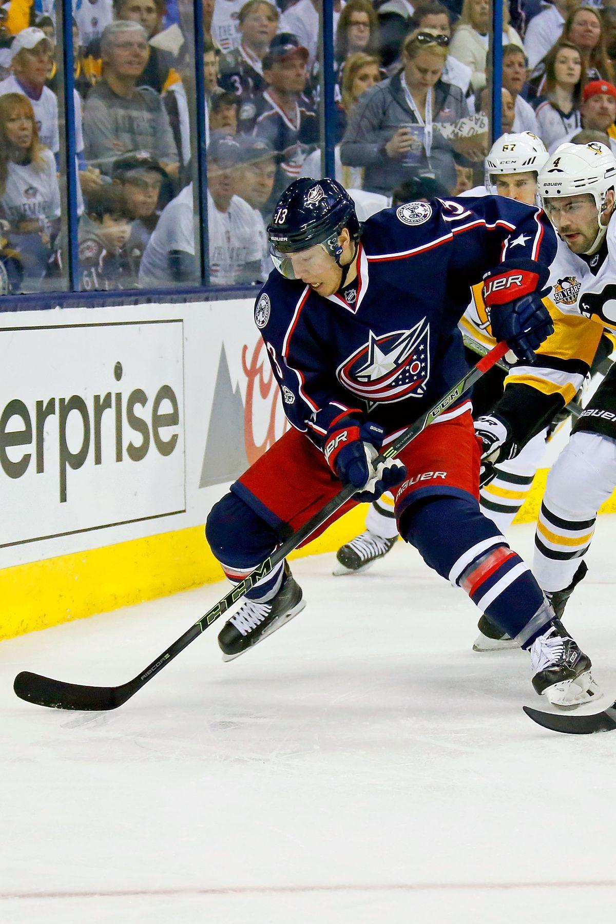 Pittsburgh Penguins v Columbus Blue Jackets - Game Three
