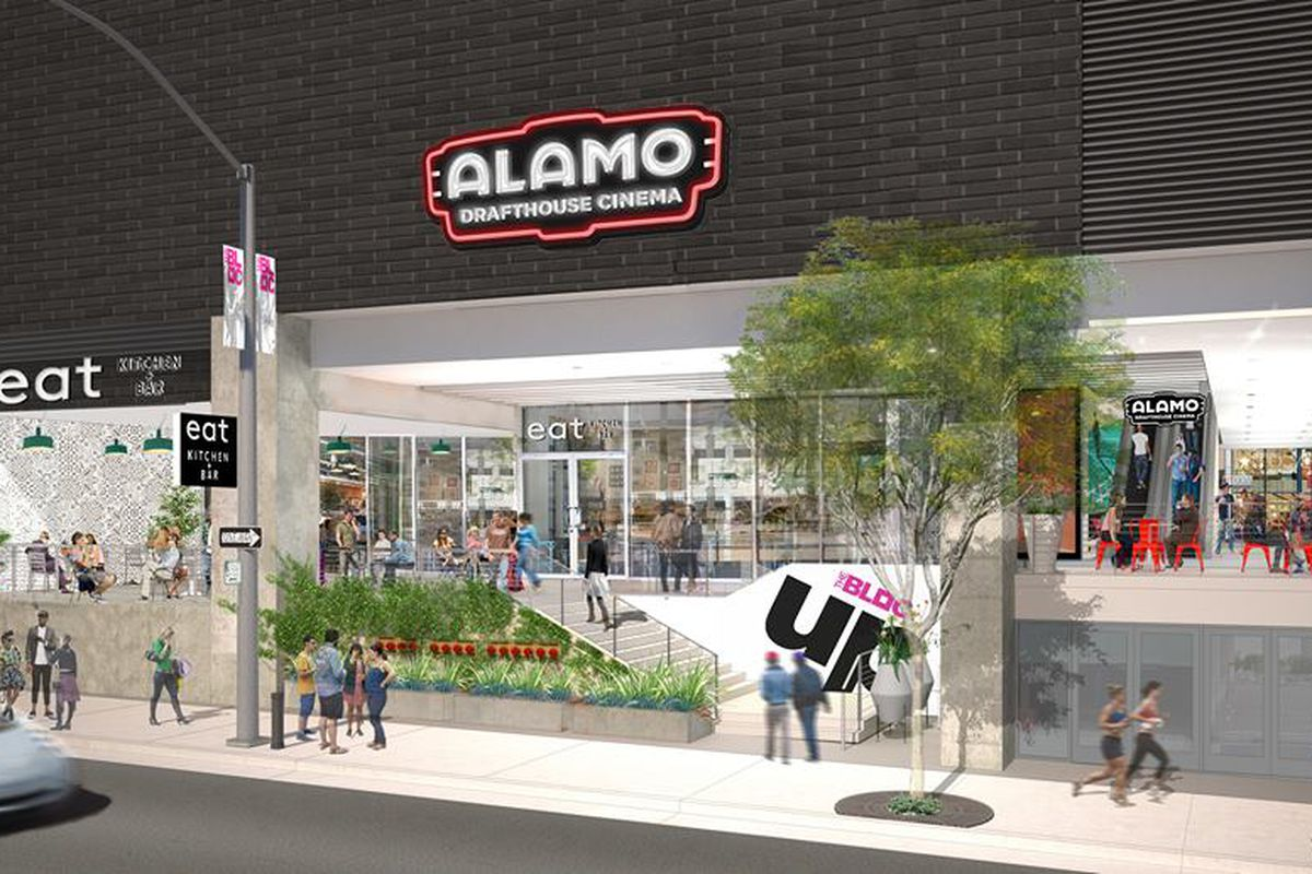 Mega Popular Alamo Drafthouse Plans To Open Downtown By