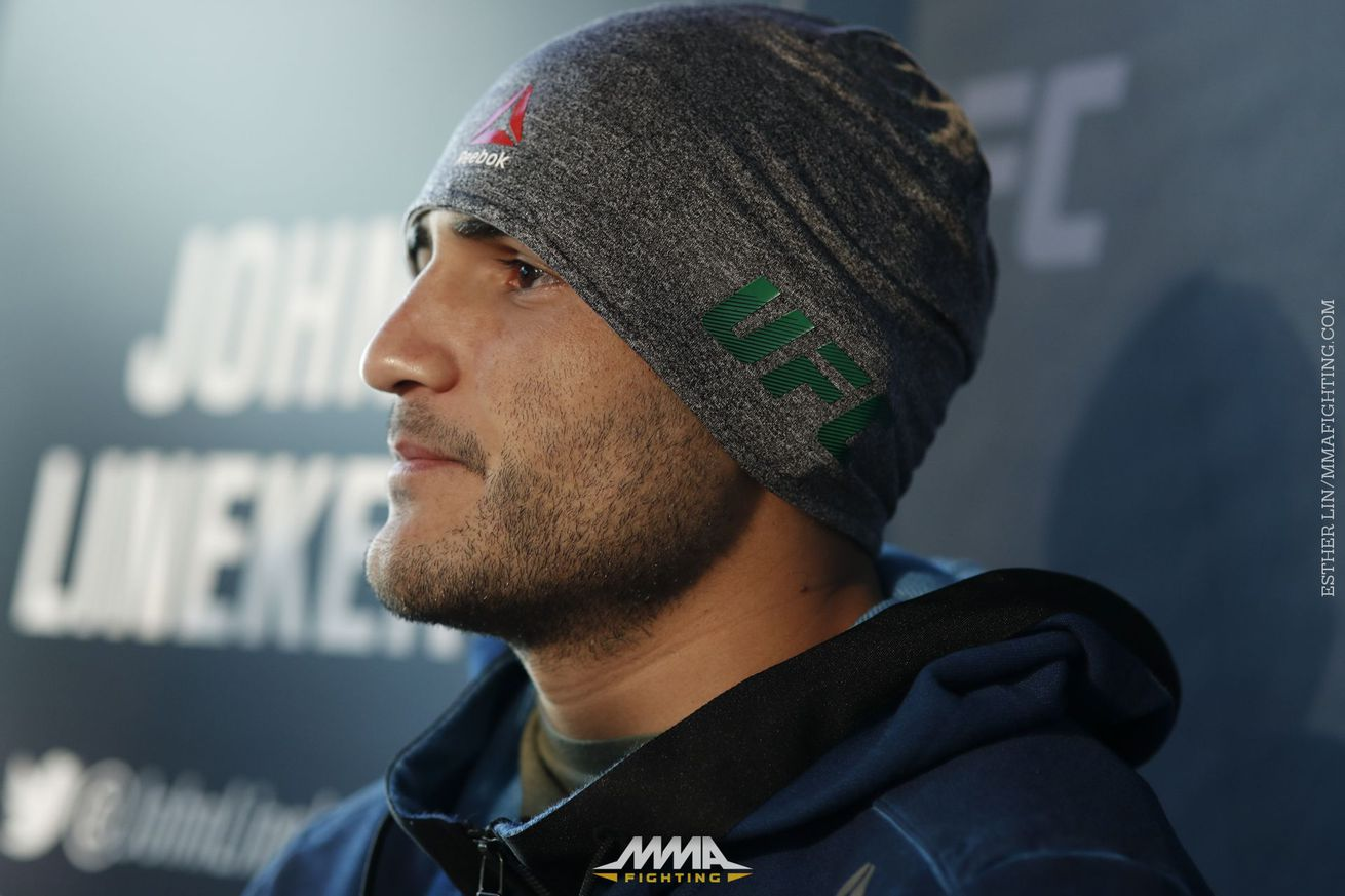 John Lineker not interested in fighting Brian Kelleher