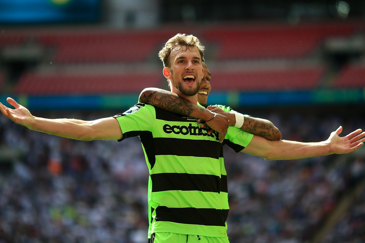 Tranmere v Forest Green - Vanarama National League Play Off Final