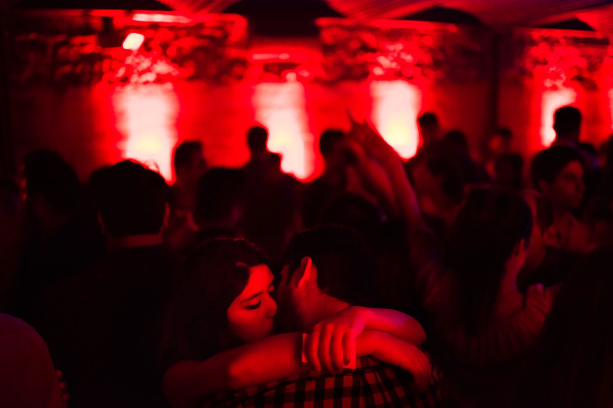 Northwest Washington, DC is the city's largest quadrant of the city, and also one of its most diverse. These photographs capture this diversity through nightlife in NW Washington.