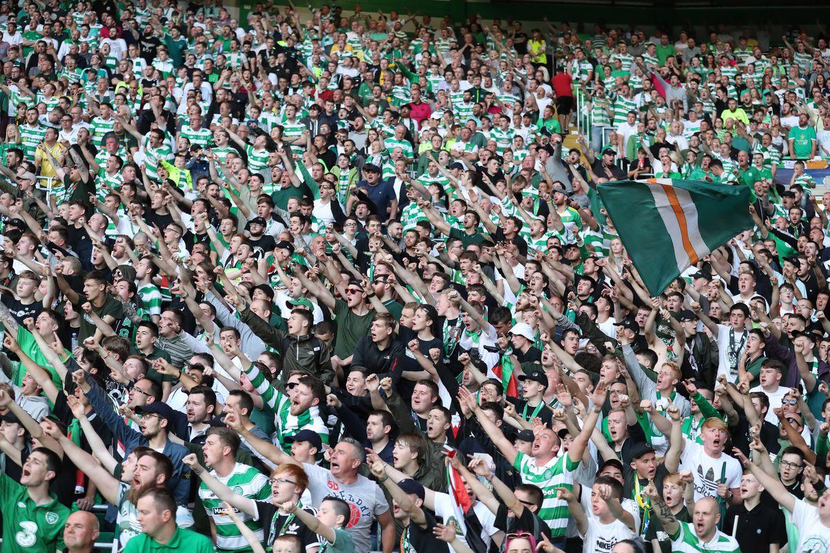 Celtic v Hapoel Be'er Sheva: UEFA Champions League ,Qualifying Play-Off 1st Leg