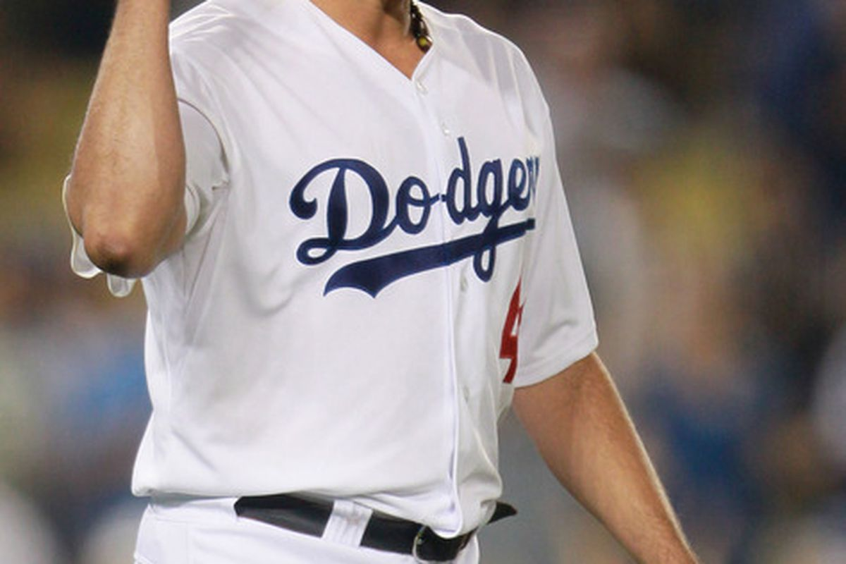 Vicente Padilla is back for one more year in Dodger blue.