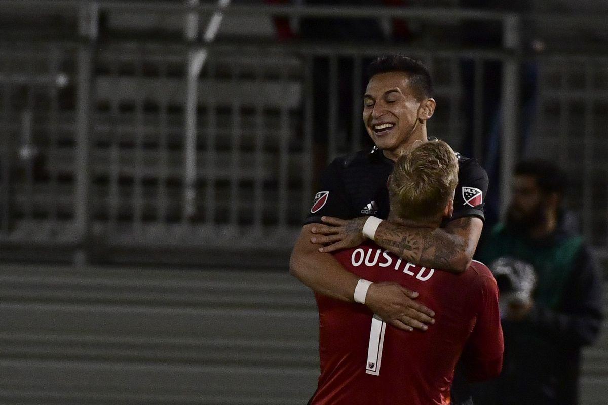 MLS: U.S. Open Cup-D.C. United vs North Carolina FC