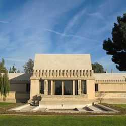 """<a href=""""http://hollyhockhouse.net/""""><b>Hollyhock House</b></a> (4800 Hollywood Blvd): Don't be discouraged by the fact that this Hollywood landmark is closed for renovations through September; fall will be here in no time. Located at the center of Barnsd"""