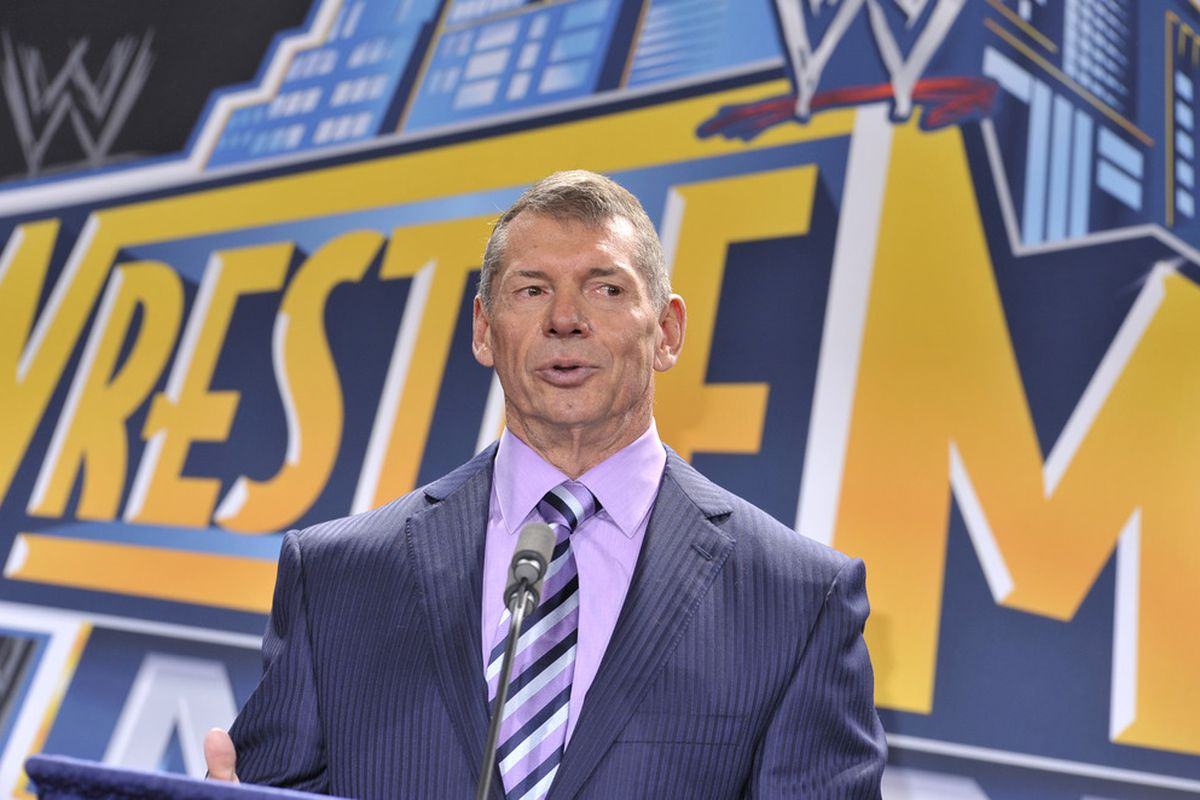"""""""This is an awesome idea."""" A thought Vince McMahon probably had when presented with this storyline."""
