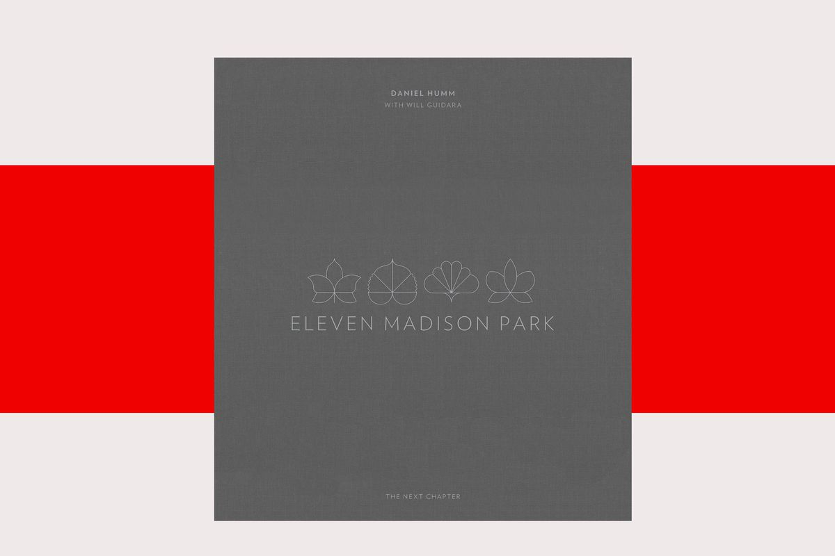 Eleven Madison Park Cookbook