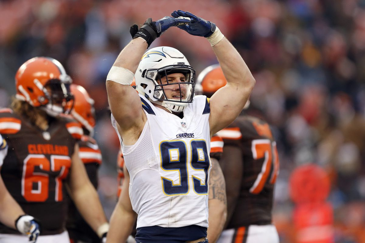Is Joey Bosa a Future Hall of Famer Bolts From The Blue