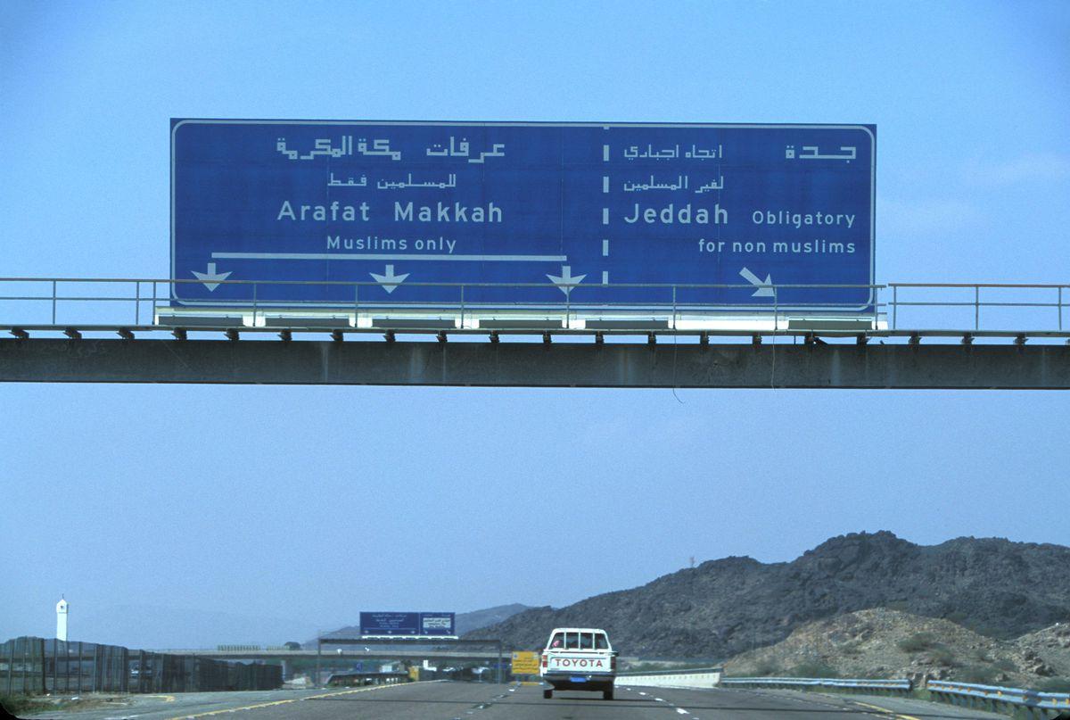describe makkah