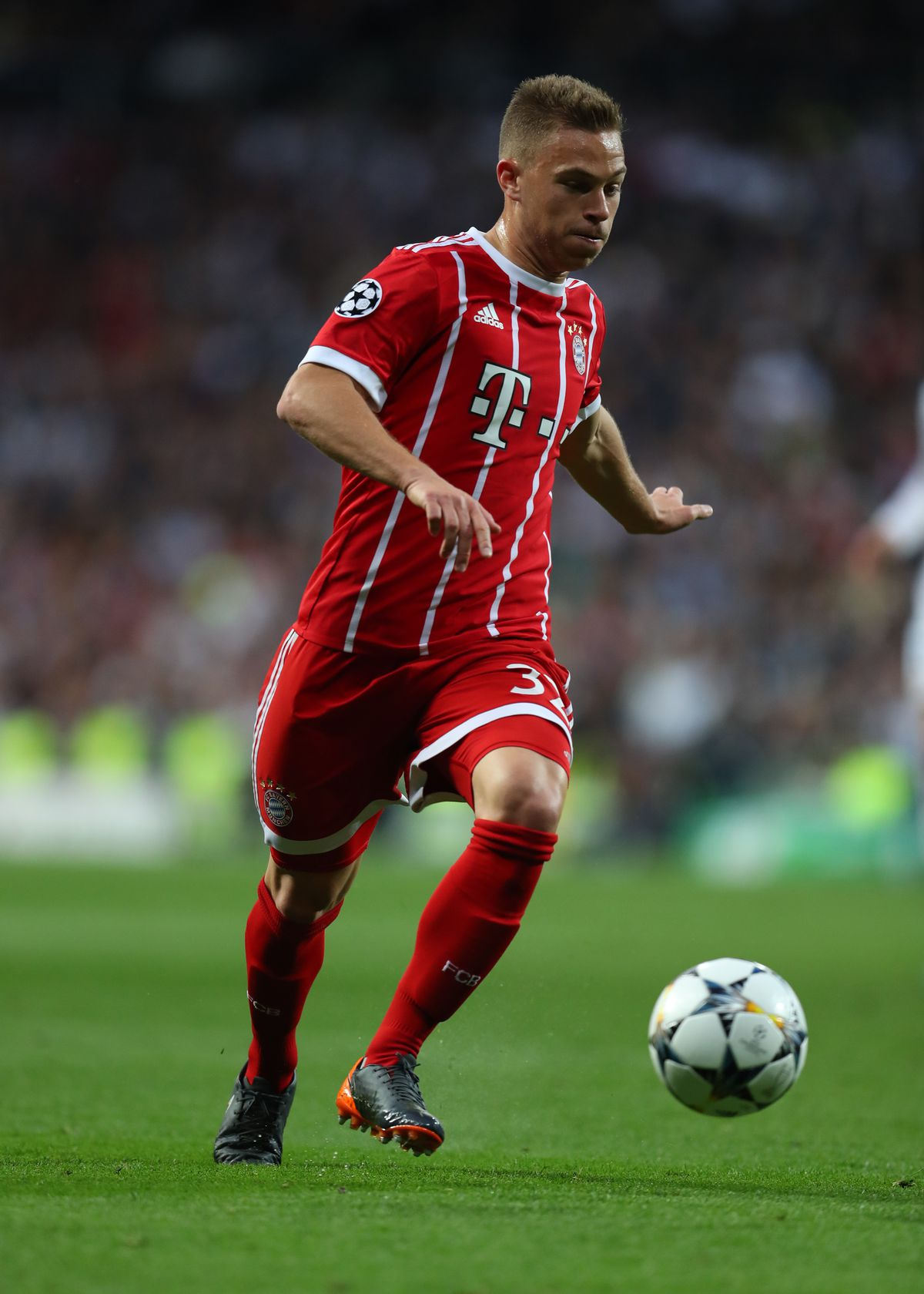 Joshua Kimmich continued to elevate his game to new heights this year.