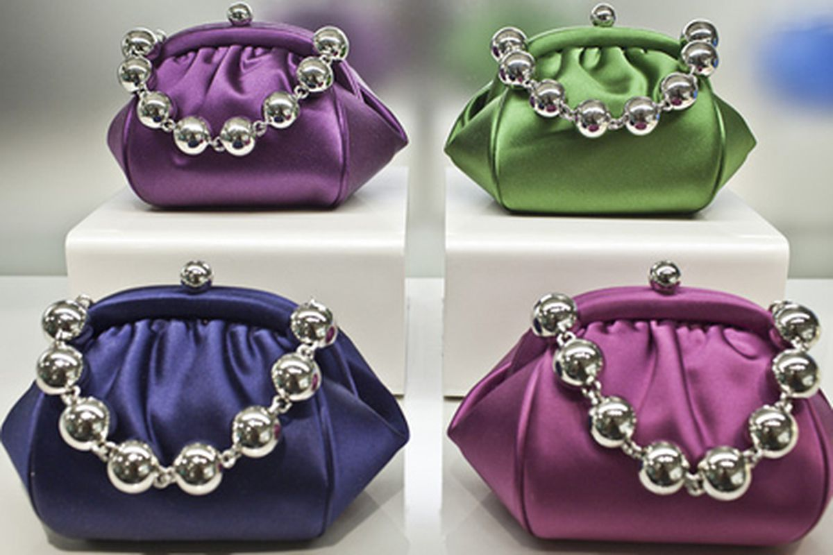 """Yes, they're expensive. But it's like getting a bracelet AND a handbag! Image via <a href=""""http://online.wsj.com/article/SB10001424052748703632304575451462272173260.html"""">Wall Street Journal</a>"""