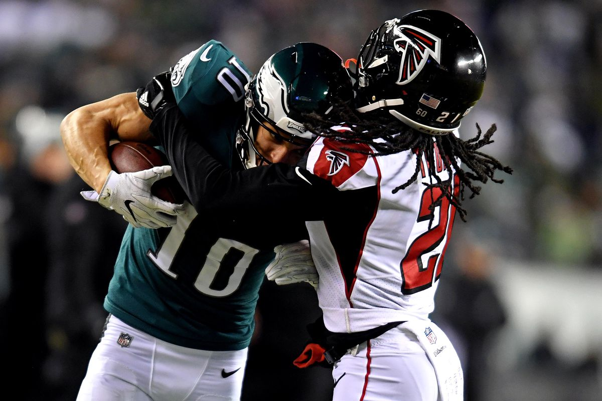 Thursday Night Football Key Info For Falcons Vs Eagles The Falcoholic