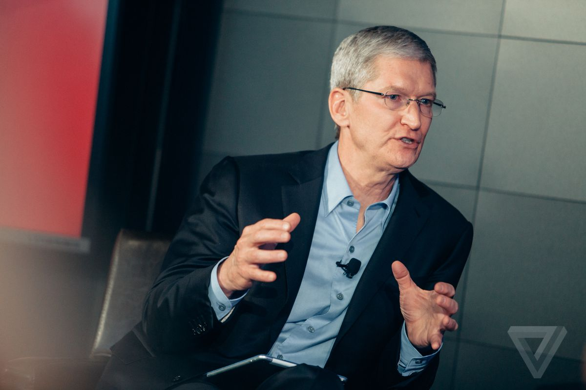 Apple's Autonomous Systems Ambitions Extend Beyond Cars, Hints CEO Tim Cook