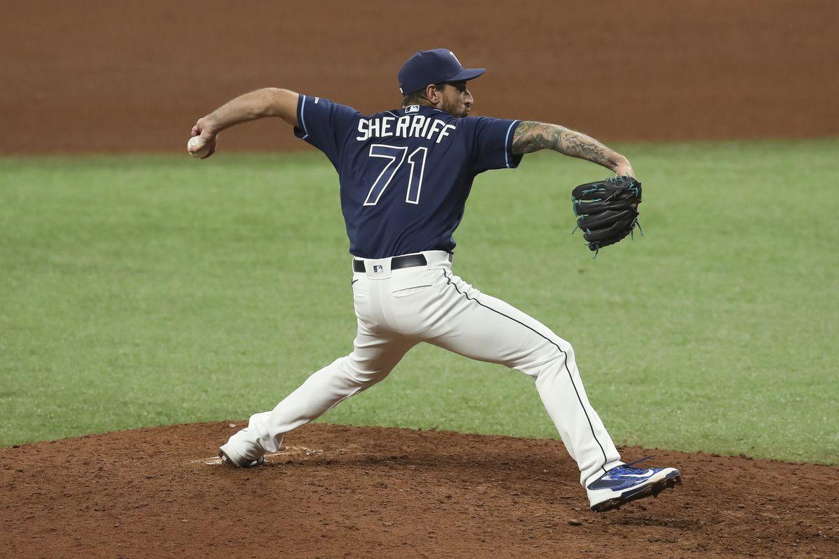 MLB: SEP 15 Nationals at Rays