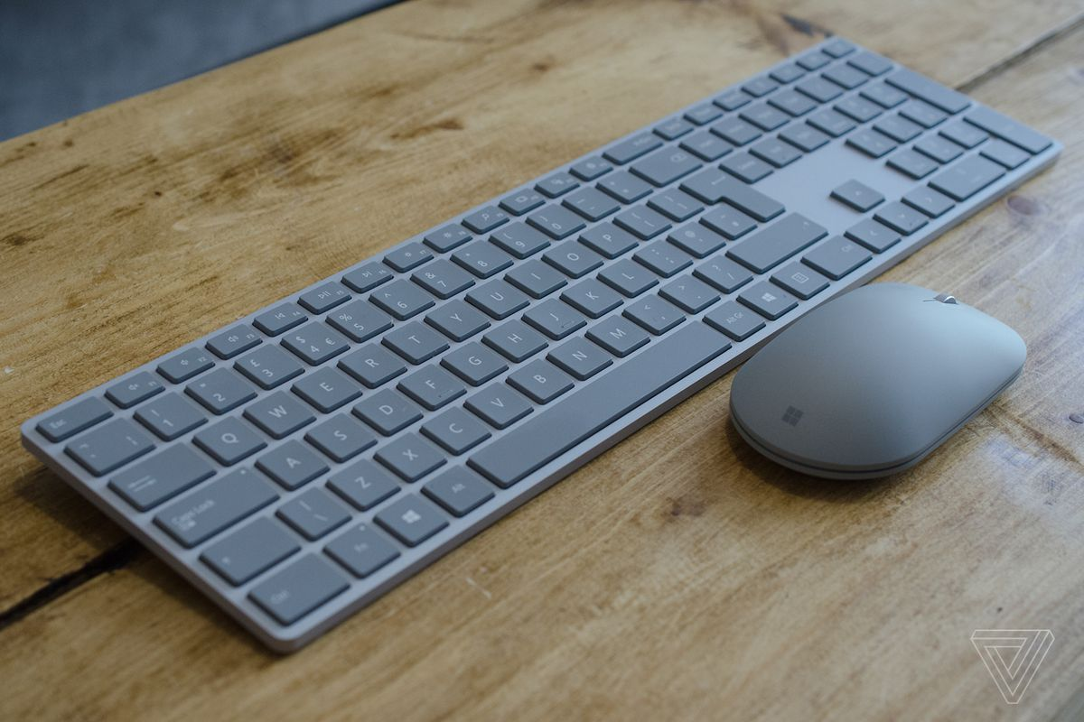 Microsoft finally made my favorite keyboard and mouse - The