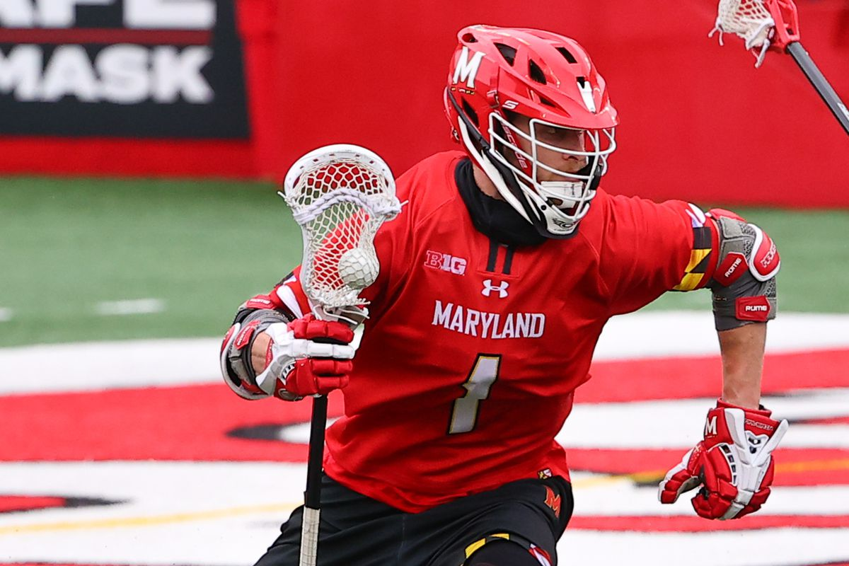 COLLEGE LACROSSE: MAR 28 Maryland at Rutgers