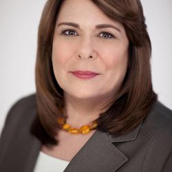 This June 2012 handout photo provided by CNN shows CNN anchor and chief political correspondent Candy Crowley. For the first time in two decades, a woman has been tapped to moderate a presidential debate. CNN's Candy Crowley will moderate one of three October debates between President Barack Obama and Republican challenger Mitt Romney, the Commission on Presidential Debates announced Monday. Jim Lehrer of PBS and Bob Schieffer of CBS News will moderate the other two debates. Lehrer will moderate the first debate on Oct. 3 in Denver, focused on domestic topics.