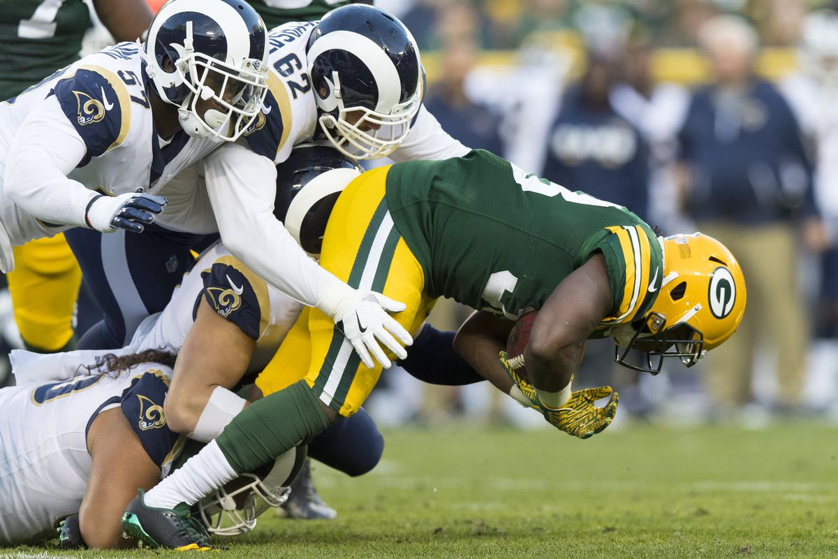 Packers Rams Recap Taysom Hill Running Backs Impress In 24 10 Win Acme Packing Company
