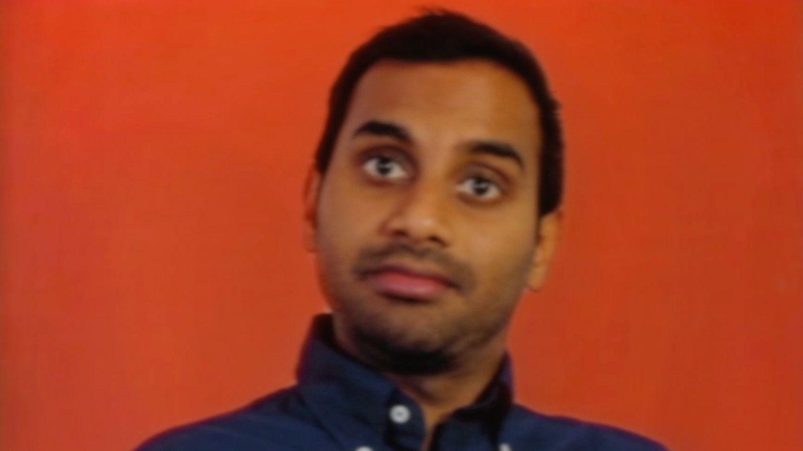 Aziz ansari dating websites