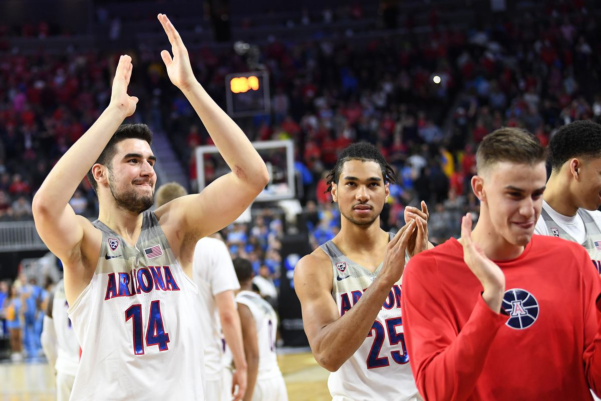 NCAA Basketball: PAC-12 Conference Tournament-Arizona vs UCLA